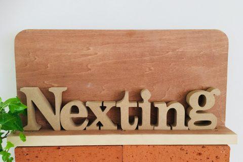 パーマリンク先: Nextingからのメッセージ